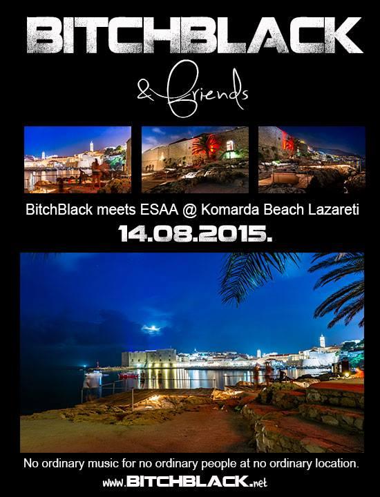 Jaxx Pot live @ Komarda Beach, Lazareti
